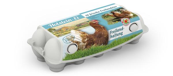 Freiland-Eier – 10er Packung