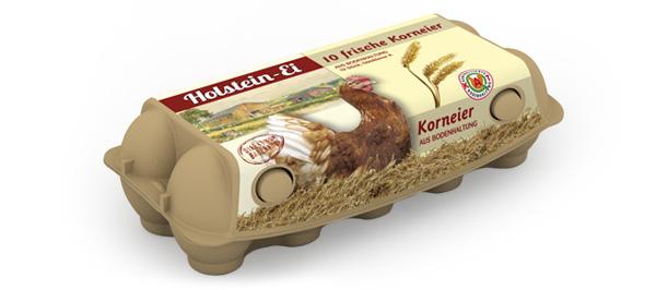 Korn-Eier – 10er Packung